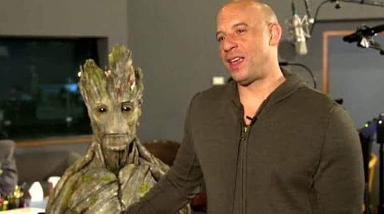 Vin Diesel's son made him choose Groot in Guardians Of The ...