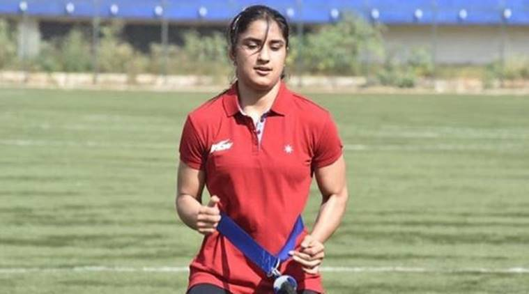 Wrestler Vinesh Phogat wins CWG gold