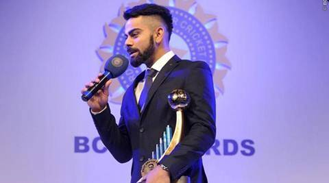 Virat Kohli to receive Polly Umrigar Award, first Indian cricketer to get it on three occasions