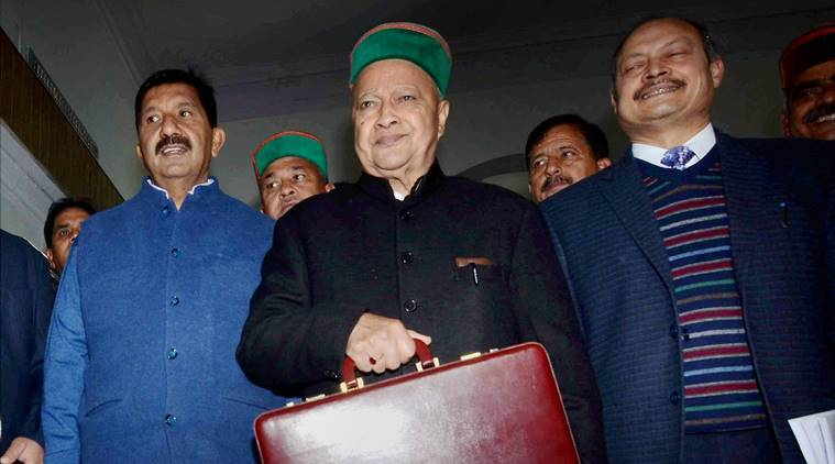 Virbhadra Singh, Virbhadra Singh BJP, BJP HP, Virbhadra singh CBI, Himachal Pradesh, latest news, latest india news, indian express