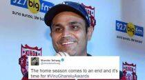 Virendra Sehwag's hilarious nicknames for cricketers: Virat Kohli is 'holder', Steven Smith 'Tubelight'