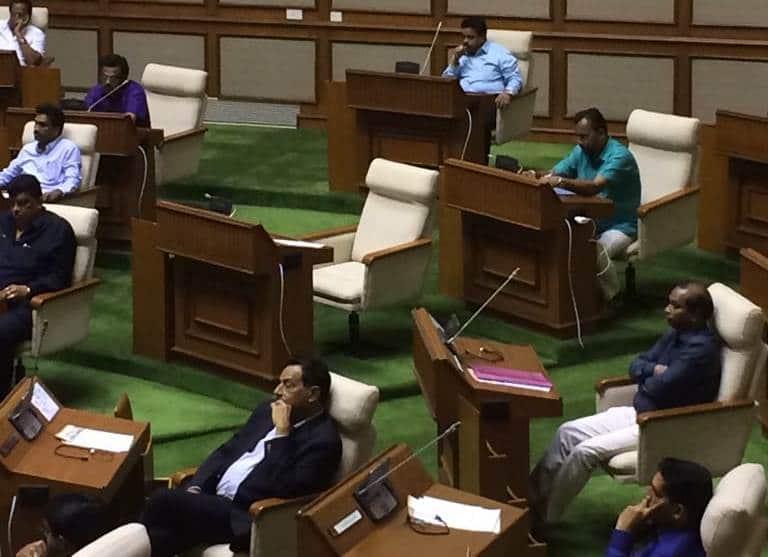 Goa, goa floor test, goa floor test winner, goa trust vote, goa politics, goa latest news, goa news, news goa, goa parrikar cm, parrikar goa cm, who won goa trust vote, congress goa numbers, vijai sardesai, who is vijai sardesai, latest news, indian express news, latest goa news
