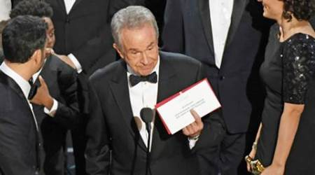 Warren Beatty unsung hero of Oscars drama:  Michael De Luca