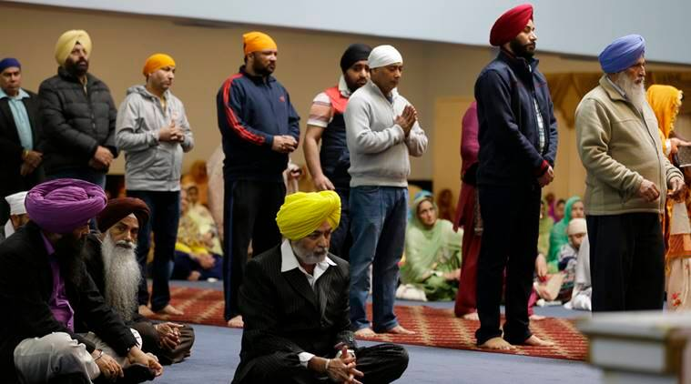 US shooting, attack on Sikh, sikh coalition, Ambassador Navtej Sarna, Indian community, attack on Indian community, hate crimes in US, increased awareness,a US citizen of Sikh faith shot at by a gunman in Kent, India news, world news, indian express