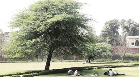 delhi weather, hottest day in march, delhi hottest march day, delhi temperature, delhi summers, delhi news, indian express news, india news