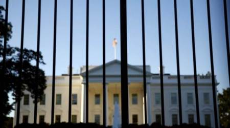 Former police officer arrested near White House with arsenal