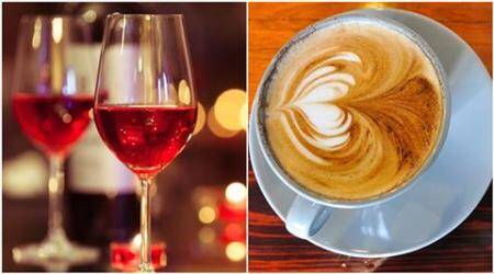 coffee, wine, molinari private reserve, wine infused coffee, wine coffee, wine flavoured coffee, molinari coffee recipe, wine with coffee, indian express, indian express news