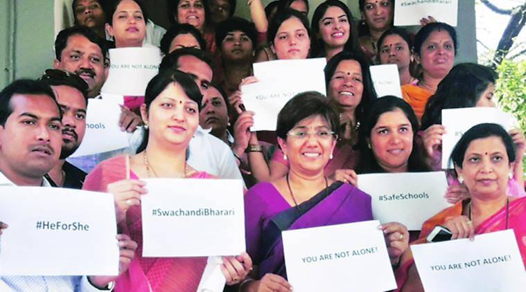 Pune safety, Pune women safety, Pune women safety agenda, VANDANA CHAVAN, NCP, Punbe crime, HeForShe initiative, indian express news