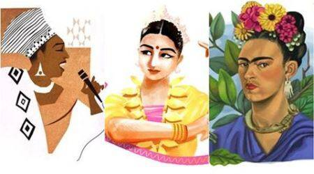 International Women's Day: These are the 13 women Google pays tribute to in its doodle today