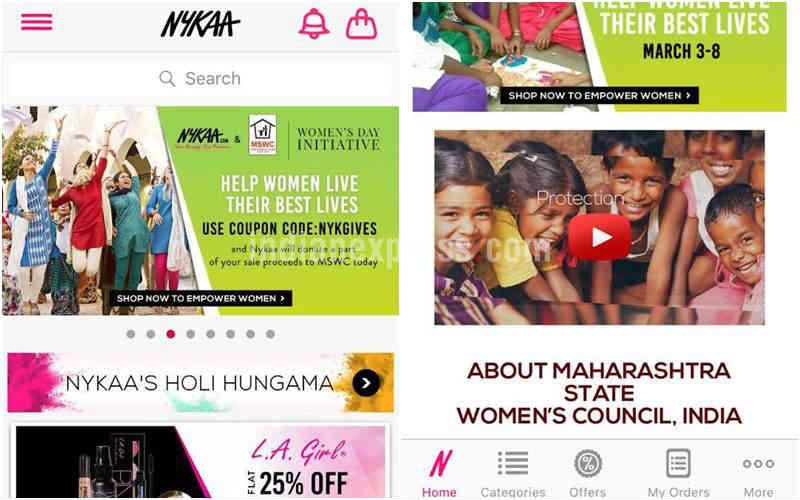 International Womens Day, Womens Day, Happy Womens Day, Womens Day apps, apps for Womens Day, Netflix app, womens day discounts, Nykaa deals, Nykaa womens day deals, Period tracker, Uber, Grofers, apps, smartphones, technology, technology news