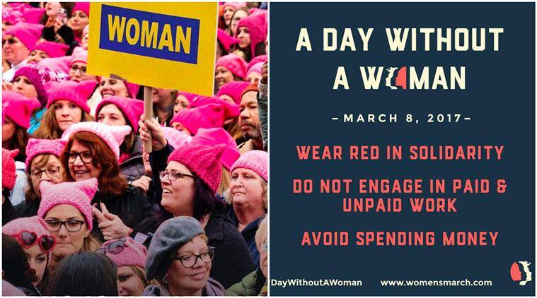 Image result for a day without women