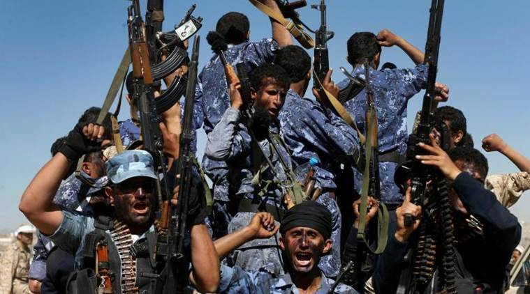 Iran, houthis, iran support, houthis support, Yemen war, yemen rebels, yemen rebel houthis, iran-yemen, world news, indian express