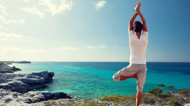 The study used lyengar yoga that has an emphasis on detail, precision and alignment in the performance of posture and breath control. (Source: Thinkstock Images)