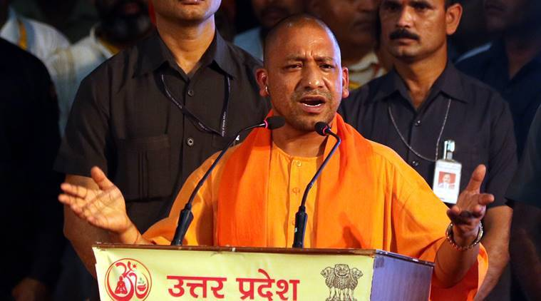 yogi adityanath, yogi, Uttar pradesh, uttar pradesh CM, IAS transfer, UP IAS transfer, indian express news, india news, UP news