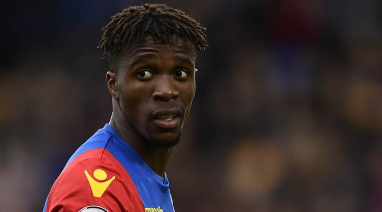 wilfried zaha, zaha, crystal palace, sam allardyce, allardyce, football news, sports news