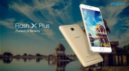 Zopo Flash X Plus with 5.5-inch FHD display, 13MP camera launched in India at Rs13,999