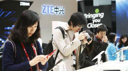 China telecom firm ZTE removed from US trade blacklist