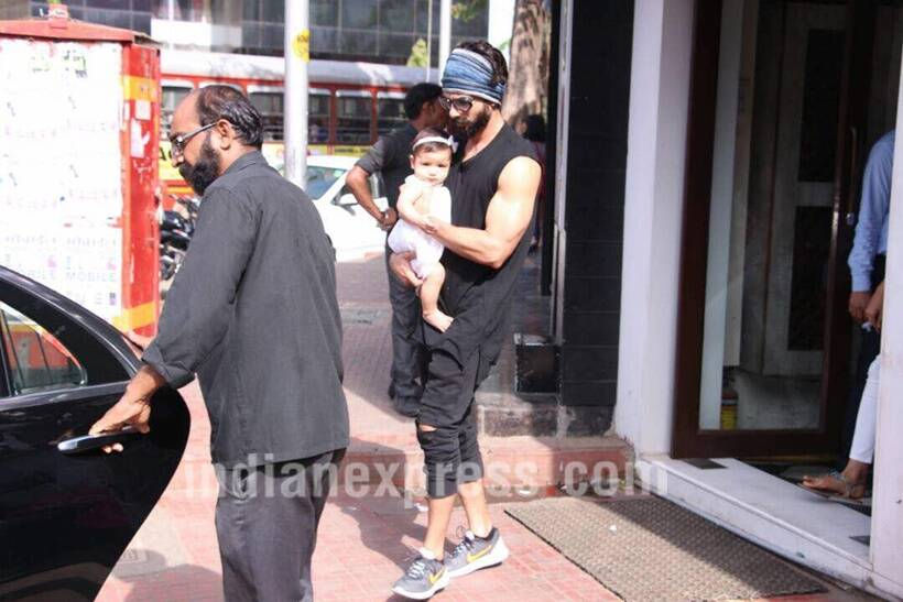 Misha Kapoor Beats Her Daddy Shahid Kapoor In This Adorable Dance Off!