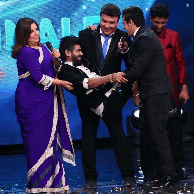 LV revanth, Indian Idol 9 winner LV Revanth, LV Revanth pics, Indian Idol 9 winner LV Revanth pics