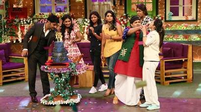 The Kapil Sharma Show completes 100 episodes, but it was a dull and boring celebration in Sunil Grover's absence