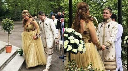 sofia hayat wedding, Sofia Hayat marriage, Sofia Hayat marriage pictures, Sofia Hayat vlad wedding, Sofia Hayat married,