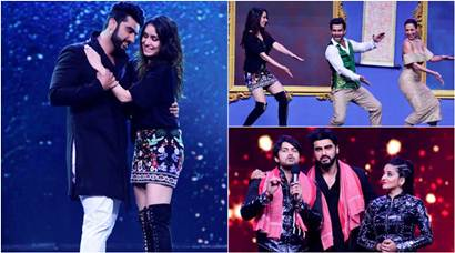 Nach Baliye 8: Shraddha Kapoor gets emotional, Arjun Kapoor's Bihari act earns him a fan in guest judge Malaika Arora