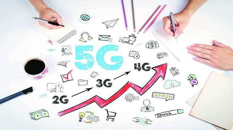 Technology leap: '5G to usher in higher speed, reliability' - The Indian Express