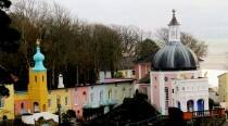 Portmeirion: Where a genius architect said 'I'm building a village my way', and we LOVE it