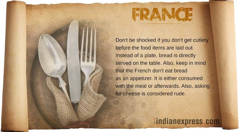 Mind Your Manners Weird Dining Etiquettes Around The World