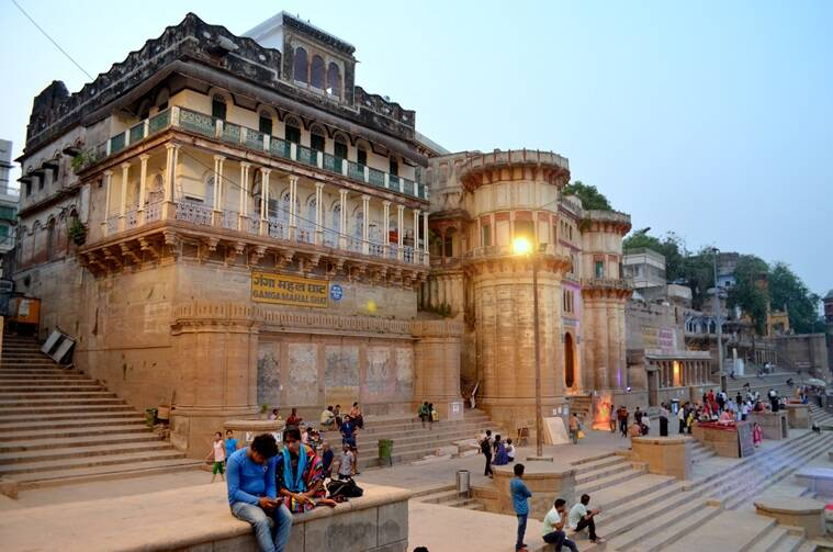 Makeover for world s oldest city drives india steel Oldest city in the world