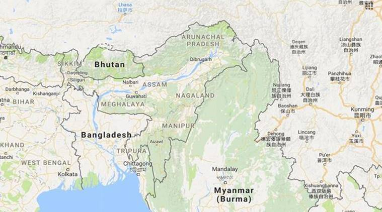 china, china arunachal pradesh, arunachal pradesh china, china arunachal dispute, china renames arunachal places, india news, indian express news, latest news