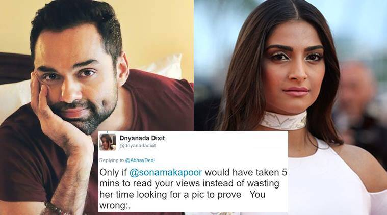 abhay deol, abhay deol sonam kapoor, abhay deol facebook post bollywood actors and fairness creams, abhay deol slams bollywood for fairness creams endorsements, indian express, indian express news