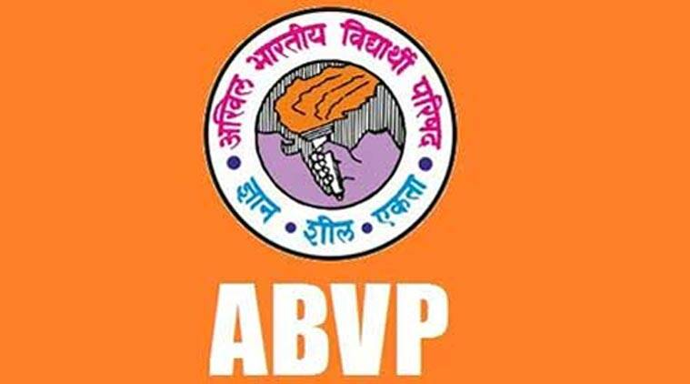 nsui news, abvp news, india news, indian express news