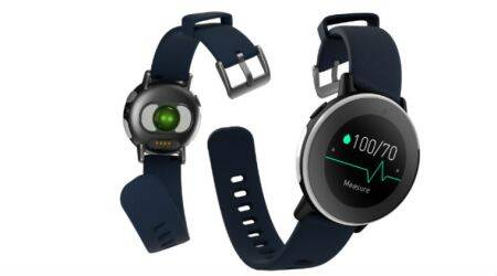 Acer Leap Ware smart fitness watch unveiled: Specifications, features and price