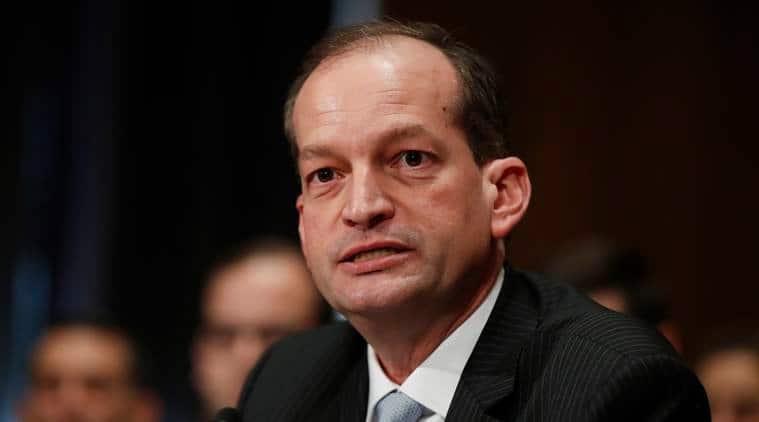 H-1B visa, US visa, US Labour Secretary Alexander Acosta, salary of H-1B visa workers, H-1B