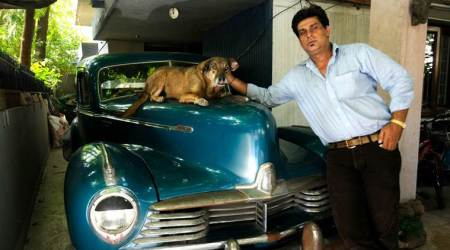 Aditya Vij, history hunter, antiquity collector,antiques, artifact collector, world heritage day, history, hertiage, vintage cars, classic cameras, art & culture, indian express, latest news
