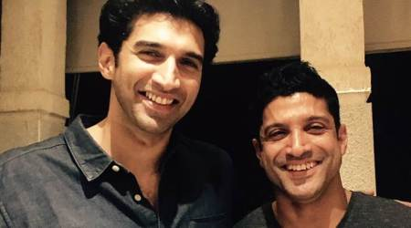 Farhan Akhtar, Aditya Roy Kapur kill rumours of tiff over Shraddha Kapoor like a boss