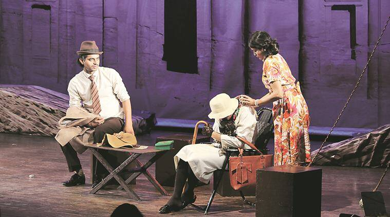 Appointment with Death, agatha christie adaptation, theatre, arts and culture, lifestyle news, latest news, indian express