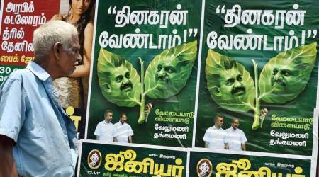 Rival AIADMK factions to announce merger on Monday, OPS gives in out of despair