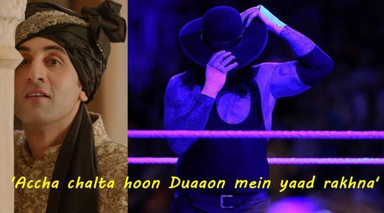 all india bakchod, aib undertaker tribute, undertaker retires, deadman retires, undertaker deadman retires, aib undertaker deadman retires, aib undertaker channa mereya video, aib undertaker channa mereya fuynny video, indian express, indian express news