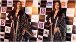 Aishwarya Rai Bachchan gives ethnic goals in a midnight blue Anju Modi creation