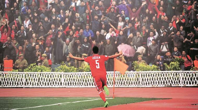I League, Aizawl FC, aizawl, i league aizawl, Mohun Bagan, Sony Norde, Football news, Express sports, Indian Express