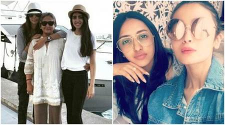 Navya Naveli Nanda vacations with Shweta Nanda and nani Jaya Bachchan while Alia Bhatt is holidaying with bestie