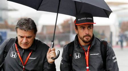Fernando Alonso, Alonso, Fernando Alonso F1, Fernando Alonso Indy 500, Alonso McLaren, McLaren F1, Formula 1, F1, F1 news, sports news, indian express
