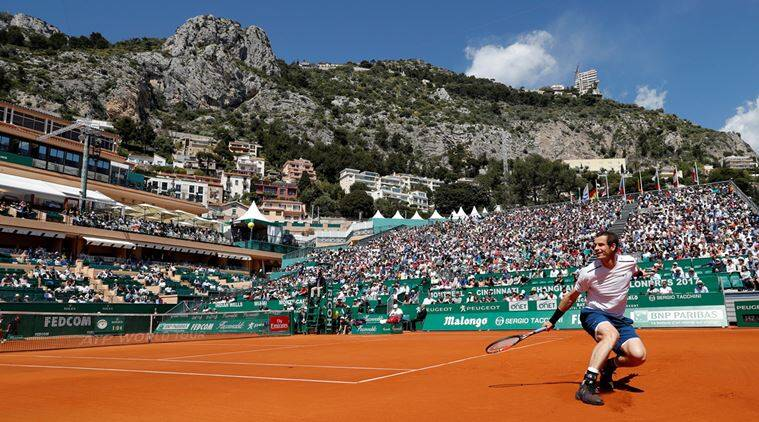 Murray loses in Monte Carlo
