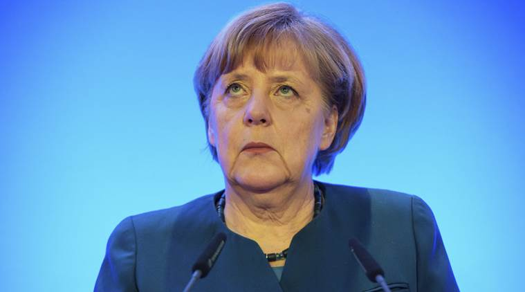 angela merkel, germany, germany chancellor, north germany, polls, elections, social democratic party, sdu, christian democratic union, cdu, socialism, democracy, germany news, merkel, merkel news, angela merkel news, world news, indian express news
