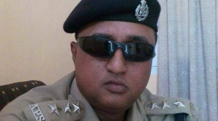 Assam police officer docked for controversial Facebook post