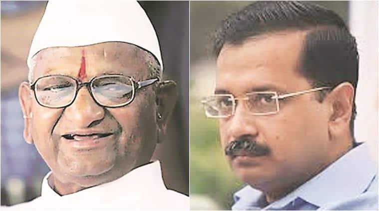aap, aap kapil mishra, kejriwal corruption, arvind kejriwal corruption, anna hazare, anna hazare kejriwal, india news, indian express news