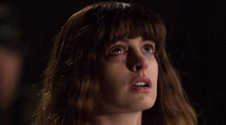 Anne Hathaway back in Colossal independent comedy