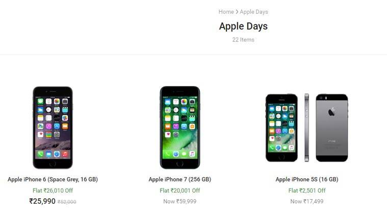 Apple, iPhone 7 discount Flipkart, iPhone 7 Flipkart, Apple iPhone 7 discount, iPhone 7 flat Rs 20000 off, iPhone 7 discount Flipkart, iPhone 7 Plus Flipkart discount, Apple iPhone discount, iPhone 6s discount, iPhone 7 discount offers, Flipkart, mobiles, smartphones, technology, technology news
